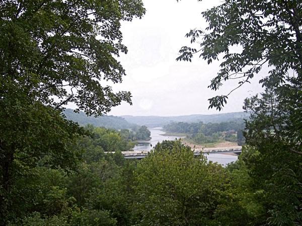 White River - Cotter, Arkansas