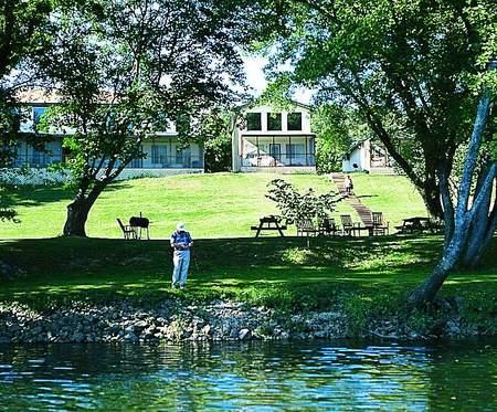 White River Resorts Cotter Arkansas
